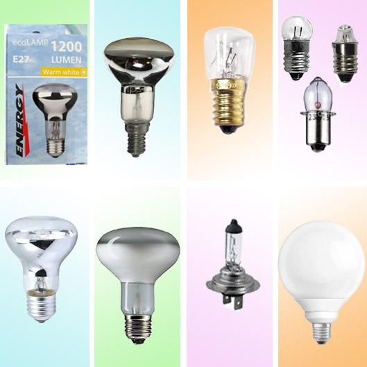 lampade e lampadine alogene a basso consumo